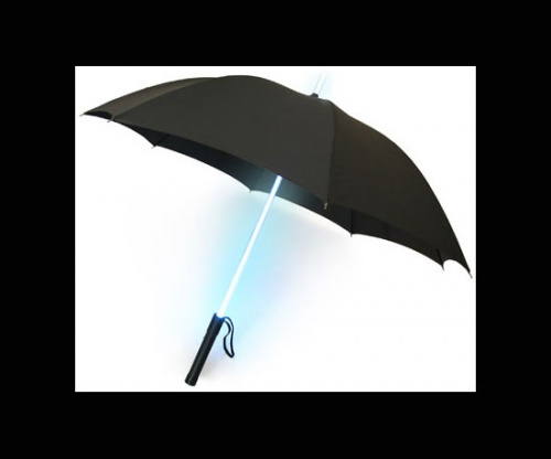 Light sword umbrella
