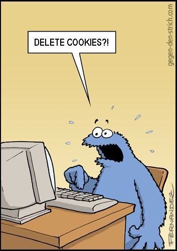 Cookie Monster: Delete Cookies?