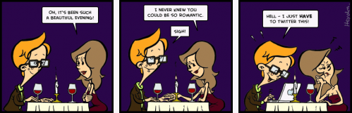 Kopozky.net comic: Dinner for a million